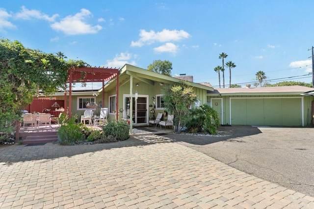 1451 Sunrise Drive, Vista, CA 92084 (#NDP2110887) :: Corcoran Global Living