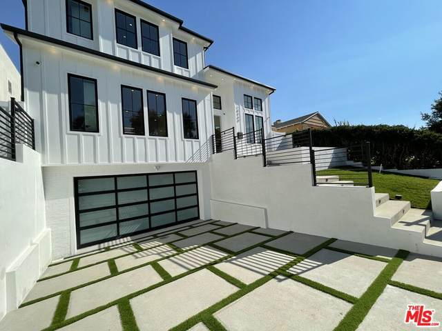 10560 Clarkson Road, Los Angeles (City), CA 90064 (#21776412) :: Blake Cory Home Selling Team