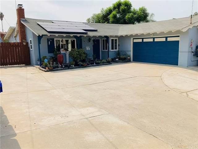 338 Sychar Road, San Diego, CA 92114 (#SW21206926) :: Corcoran Global Living