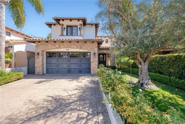 2504 Pine Avenue, Manhattan Beach, CA 90266 (#SB21208288) :: Latrice Deluna Homes