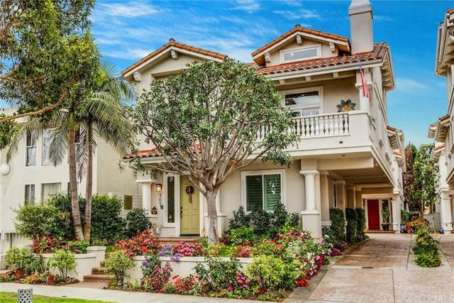 307 N Broadway A, Redondo Beach, CA 90277 (#SB21197264) :: The Laffins Real Estate Team