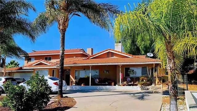 23120 Canyon Lake Drive N, Canyon Lake, CA 92587 (#TR21209469) :: Necol Realty Group