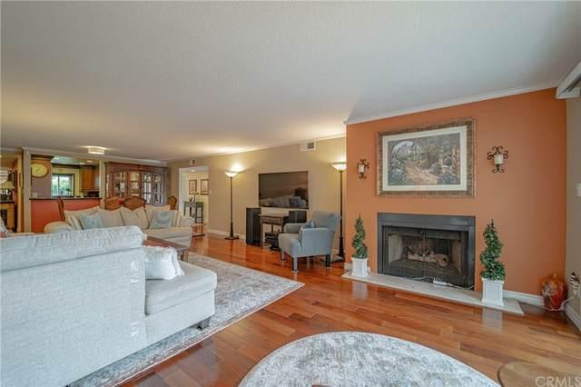 2298 Rose Avenue #204, Signal Hill, CA 90755 (#PW21209663) :: Blake Cory Home Selling Team