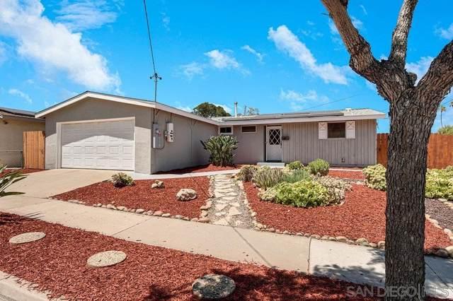 8840 Pinecrest Ave, San Diego, CA 92123 (#210027138) :: Latrice Deluna Homes