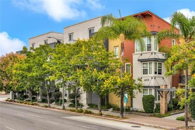 405 W 2nd Avenue #1107, Escondido, CA 92025 (#PW21211966) :: RE/MAX Empire Properties