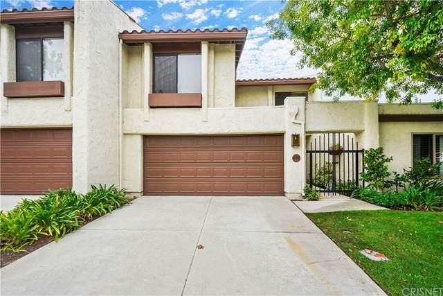 630 Woodlawn Drive, Thousand Oaks, CA 91360 (#SR21214832) :: Blake Cory Home Selling Team