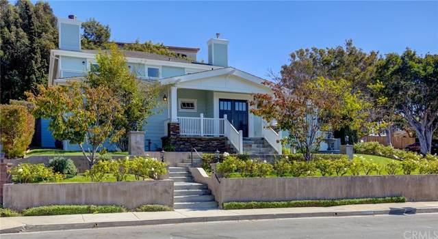 2704 El Oeste Drive, Hermosa Beach, CA 90254 (#SB21211633) :: Compass