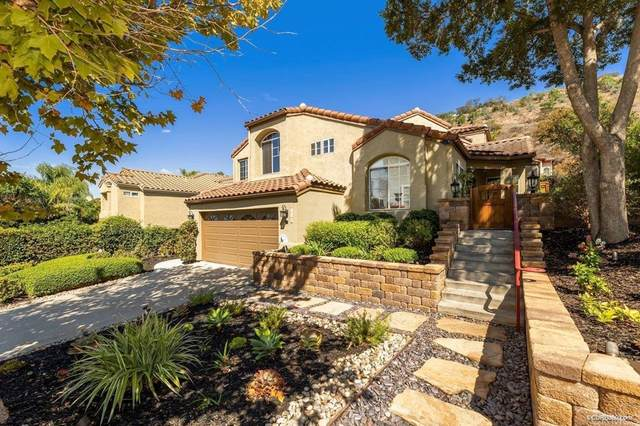 1840 Century Way, Escondido, CA 92026 (#NDP2111473) :: Blake Cory Home Selling Team