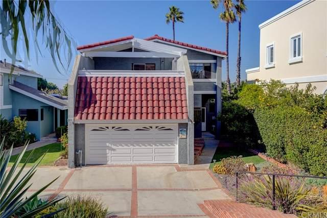 693 19th Street, Manhattan Beach, CA 90266 (#SB21194757) :: RE/MAX Empire Properties