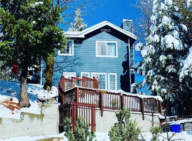 26188 Sky Ridge Drive, Twin Peaks, CA 92391 (#CV21223563) :: Necol Realty Group