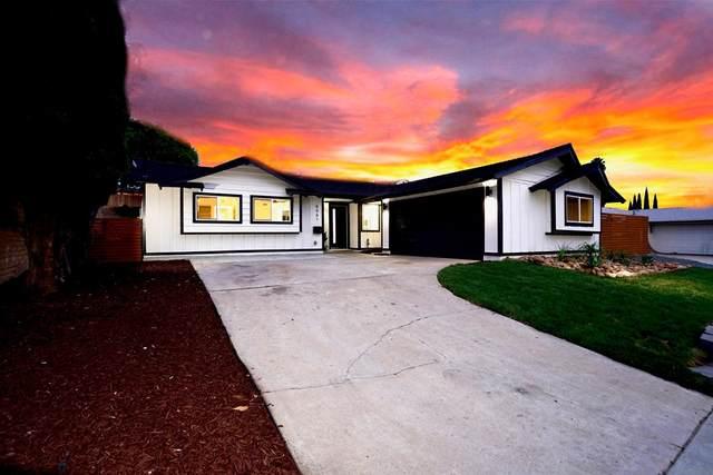6561 Cowles Mountain, San Diego, CA 92119 (#210028340) :: Zutila, Inc.