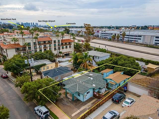 2471 Jefferson St, San Diego, CA 92110 (#210028422) :: Blake Cory Home Selling Team