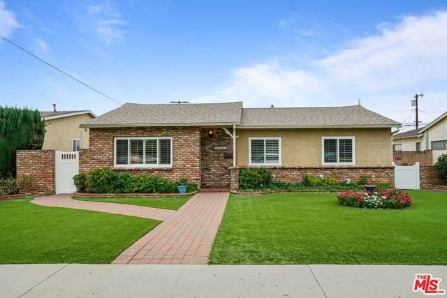 16700 San Fernando Mission Boulevard, Granada Hills, CA 91344 (#21791064) :: Necol Realty Group