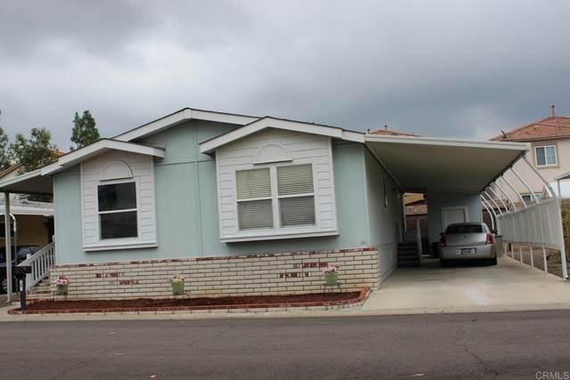 2300 E Vallley Parkway #5, Escondido, CA 92027 (#NDP2111561) :: Robyn Icenhower & Associates