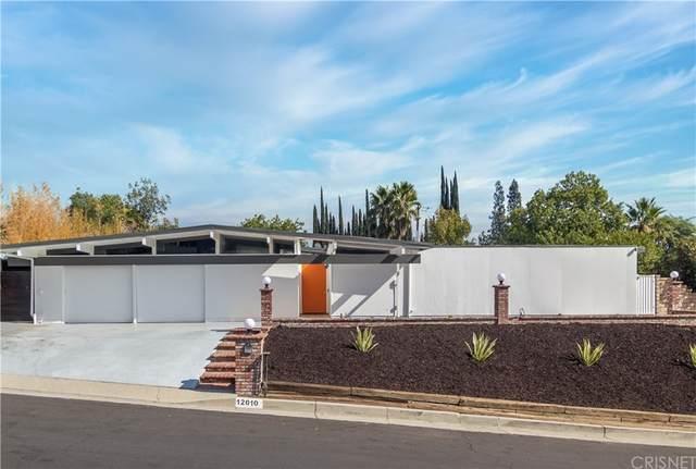 12610 Jimeno Avenue, Granada Hills, CA 91344 (#SR21225196) :: Zen Ziejewski and Team