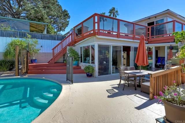 4144 Tennyson Street, Ocean Beach (San Diego), CA 92107 (#NDP2111612) :: RE/MAX Empire Properties