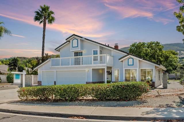 887 Quail Hill Drive, San Marcos, CA 92078 (#NDP2111634) :: Necol Realty Group