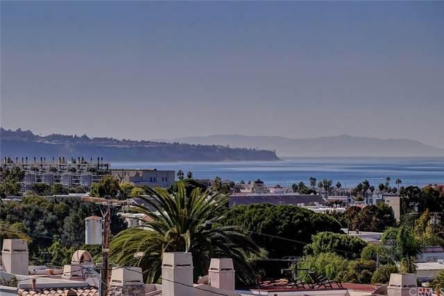 720 10th Street, Hermosa Beach, CA 90254 (#SB21226543) :: Compass