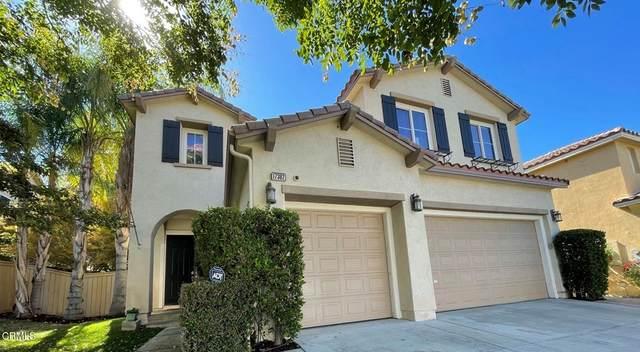 17382 Sierra Sunrise Lane, Santa Clarita, CA 91387 (#P1-7094) :: Zen Ziejewski and Team