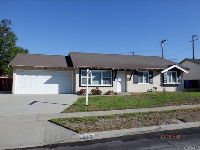 443 Silverdale Drive, Pomona, CA 91767 (#IV21229559) :: RE/MAX Masters