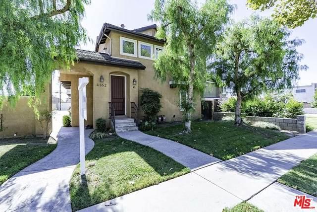 4162 Green Avenue A, Los Alamitos, CA 90720 (#21795958) :: Dave Shorter Real Estate