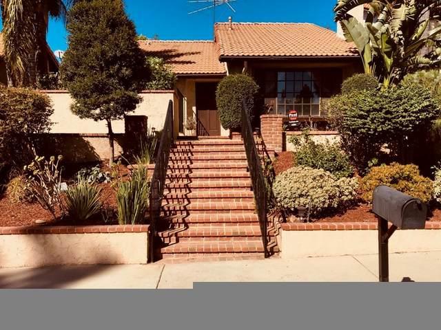 15919 Joseph Court, Sylmar, CA 91342 (#SR21230339) :: Blake Cory Home Selling Team