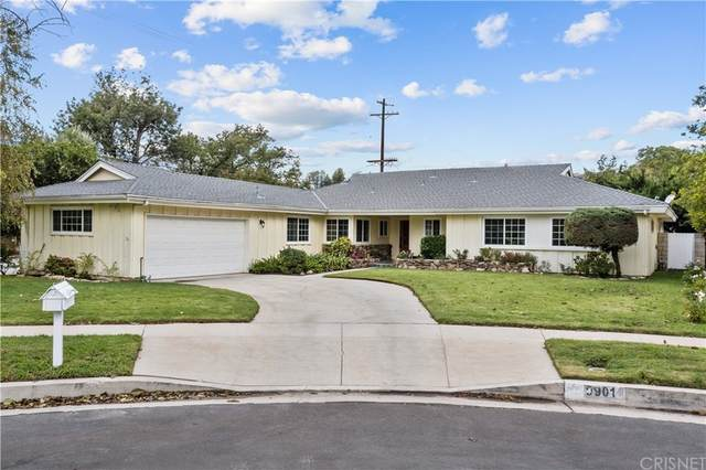9901 Rudnick Avenue, Chatsworth, CA 91311 (#SR21231572) :: A|G Amaya Group Real Estate