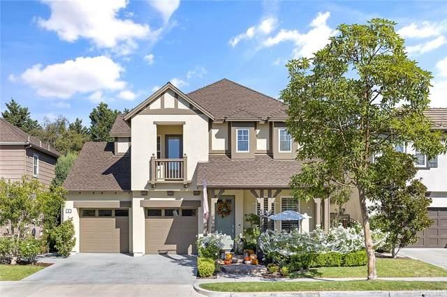 6 Pomegranate Street, Ladera Ranch, CA 92694 (#OC21232783) :: Zen Ziejewski and Team