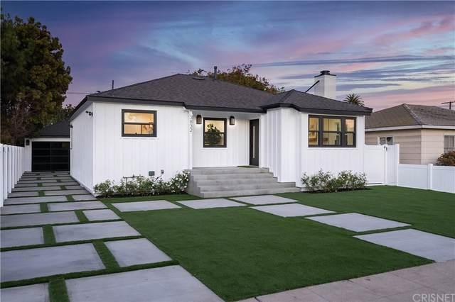 3832 Berryman Avenue, Los Angeles (City), CA 90066 (#SR21233631) :: Realty ONE Group Empire