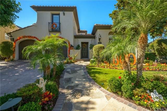 5 Wickford Lane, Ladera Ranch, CA 92694 (#OC21234382) :: Zen Ziejewski and Team