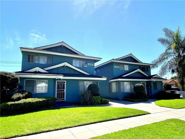 9516 Alexander Avenue, South Gate, CA 90280 (#PW21236093) :: Rogers Realty Group/Berkshire Hathaway HomeServices California Properties