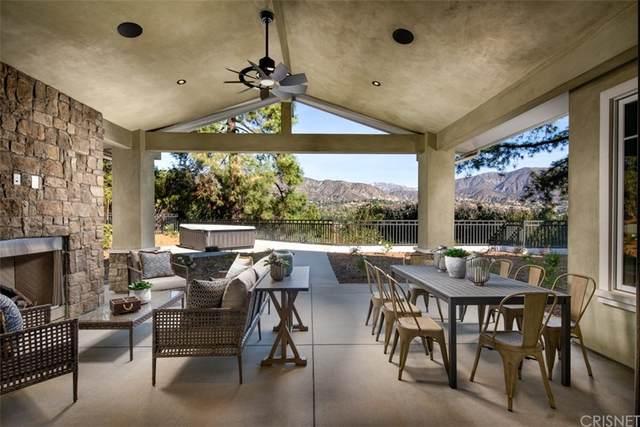 4200 Mesa Vista Drive, La Canada Flintridge, CA 91011 (#SR21023356) :: Robyn Icenhower & Associates