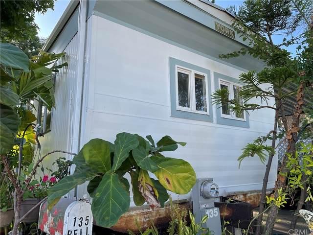 32802 Valle Rd #135, San Juan Capistrano, CA 92675 (#OC21058515) :: Latrice Deluna Homes