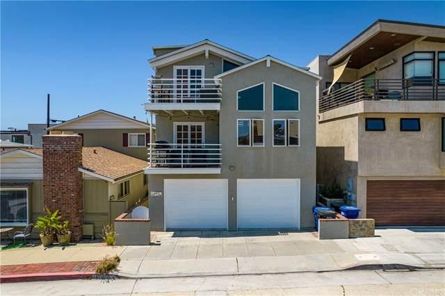 245 &245 1/2 26th Street, Hermosa Beach, CA 90254 (#SB21135824) :: Go Gabby