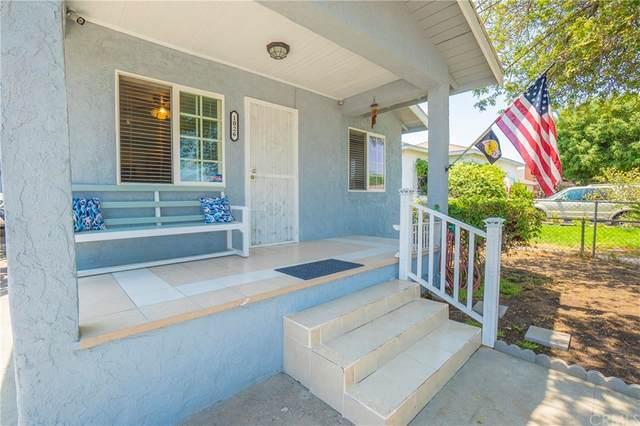 1026 E Cruces Street, Wilmington, CA 90744 (#SB21147546) :: Steele Canyon Realty