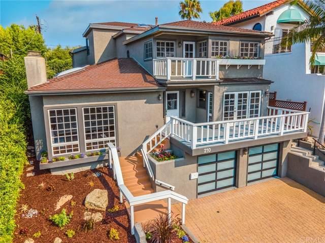 210 W Avenida Gaviota, San Clemente, CA 92672 (#OC21149597) :: Blake Cory Home Selling Team