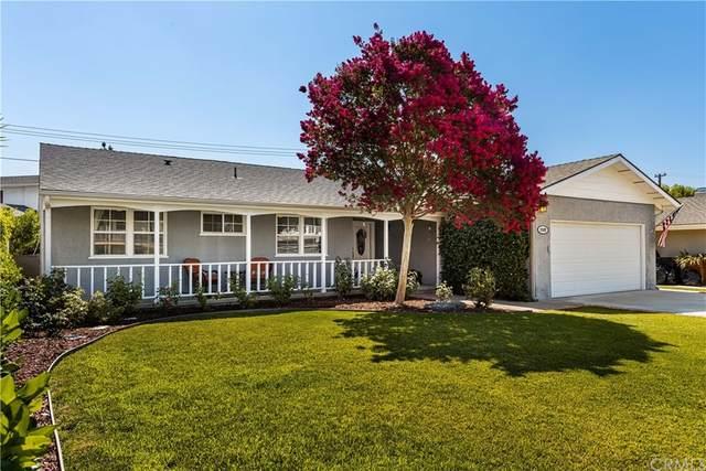 2122 Kathryn Way, Placentia, CA 92870 (#PW21150857) :: Latrice Deluna Homes