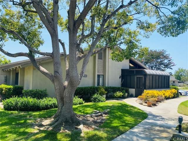 8816 Yuba Circle 1108A, Huntington Beach, CA 92646 (#PW21156155) :: Cochren Realty Team | KW the Lakes