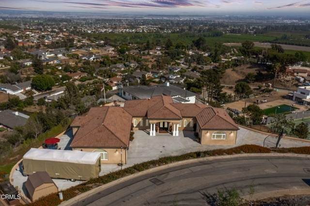 686 Skyview Terrace, Ventura, CA 93003 (#V1-7215) :: Jett Real Estate Group