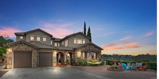 310 Highland Oaks Ct, Fallbrook, CA 92028 (#NDP2108722) :: Zutila, Inc.