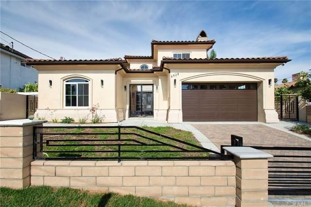 6928 Ferncroft Avenue, San Gabriel, CA 91775 (#AR21165318) :: Cochren Realty Team   KW the Lakes