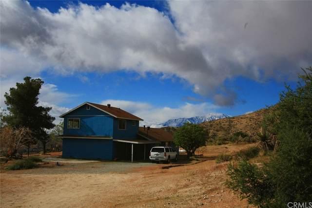 49031 Aspen Drive, Morongo Valley, CA 92256 (#JT21167564) :: RE/MAX Empire Properties