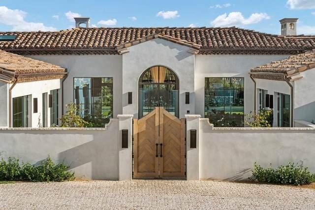 5801 Lago Lindo, Rancho Santa Fe, CA 92067 (#NDP2108960) :: American Real Estate List & Sell
