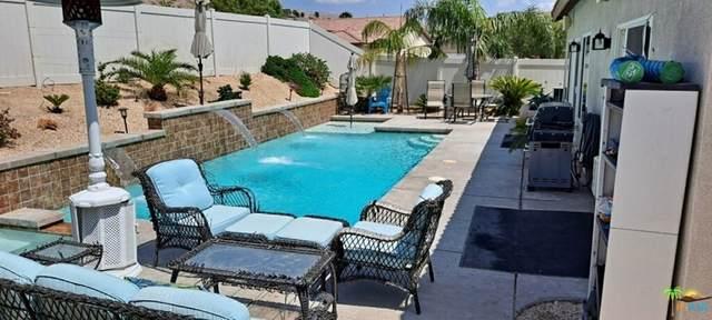 64080 Dolomite Court, Desert Hot Springs, CA 92240 (#21771810) :: Robyn Icenhower & Associates