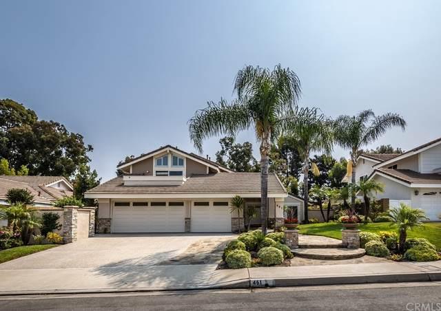 461 S Westridge Circle, Anaheim Hills, CA 92807 (#PW21180887) :: Steele Canyon Realty