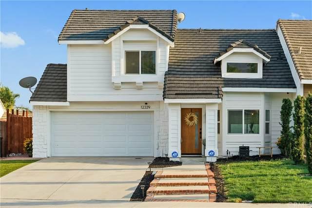 12339 Daisy Court, Rancho Cucamonga, CA 91739 (#RS21180975) :: Corcoran Global Living