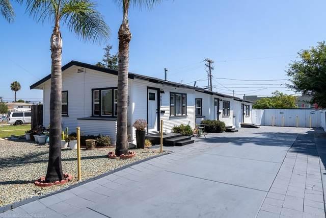 4613 17 E Mountain View Drive, San Diego, CA 92116 (#PTP2106054) :: Necol Realty Group