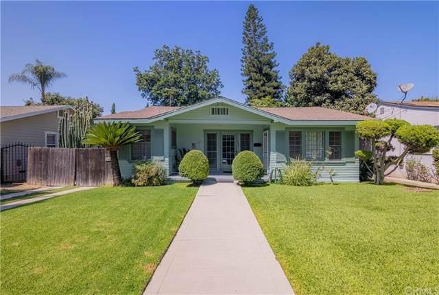 7907 Friends Avenue, Whittier, CA 90602 (#TR21191116) :: Steele Canyon Realty