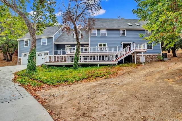 19701 Live Oak Canyon Road, Trabuco Canyon, CA 92679 (#OC21182099) :: Legacy 15 Real Estate Brokers