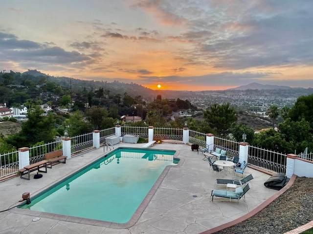 5312 Grandridge Road, El Cajon, CA 92020 (#210024844) :: RE/MAX Empire Properties
